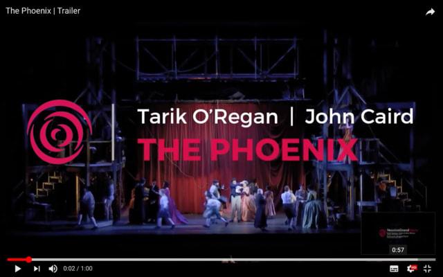 ダ・ポンテの生涯を描いたオペラ