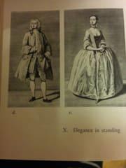 17~18世紀のマナーと所作(1)