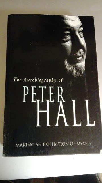 演出家とは・・・ピーター・ホールの言葉