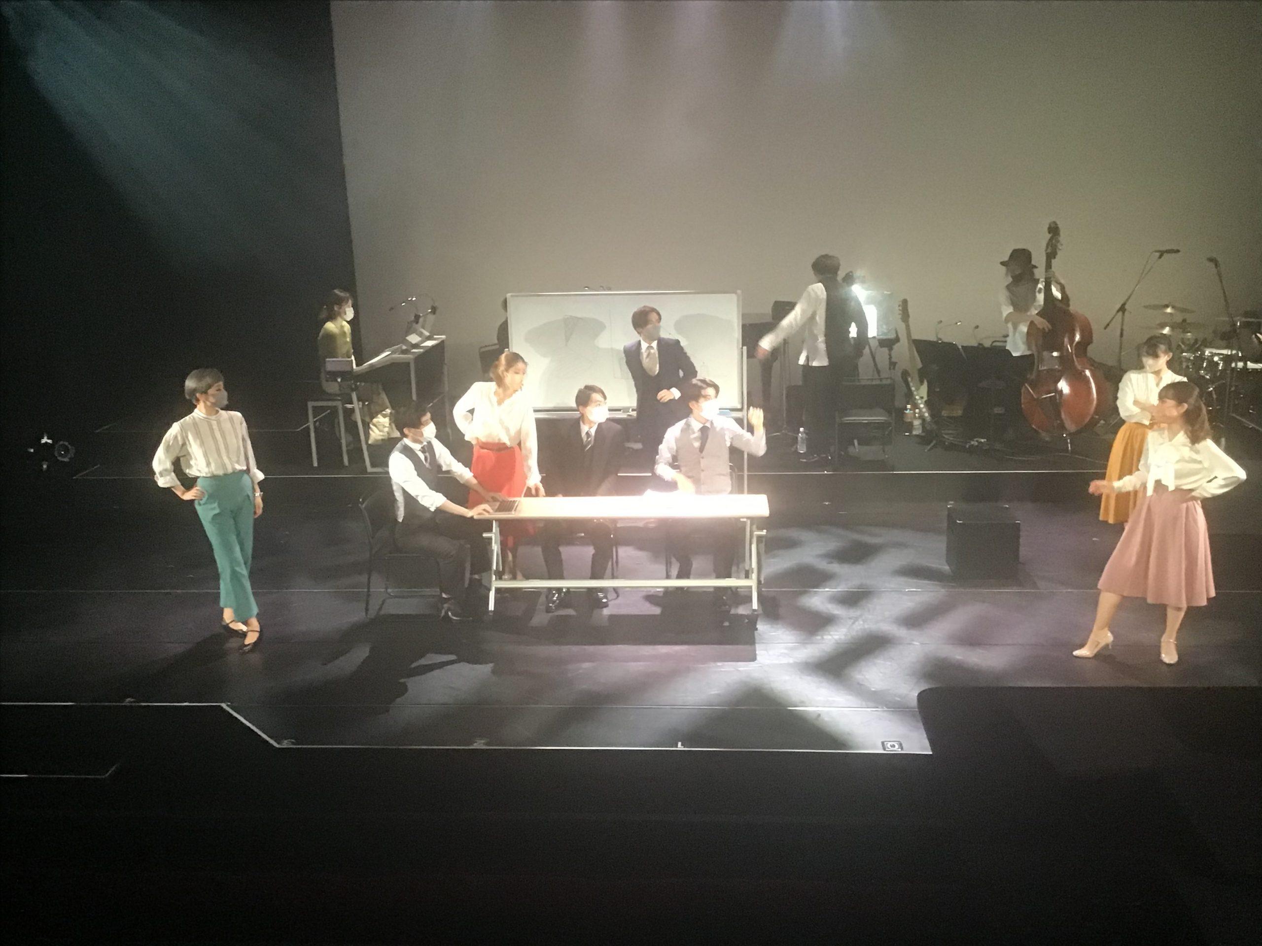 洗足音大ミュージカルコース Summer Showcase 2021